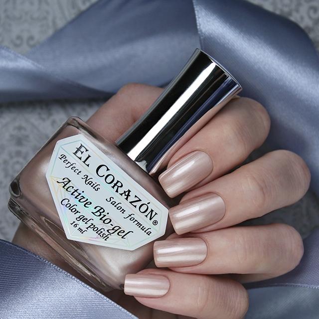 Купить El Corazon, Активный биогель Soft Silk, №423/1302, Коричневый