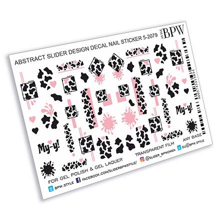 Купить BPW.Style, Слайдер-дизайн «Му-у!», №5-2079