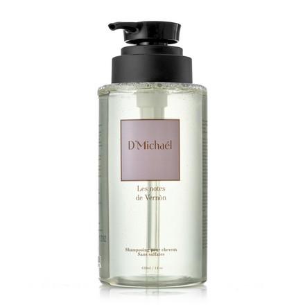 Купить D'Michaél, Бессульфатный шампунь Les notes de Vernon, 430 мл