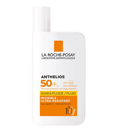 La Roche-Posay, Флюид для лица Anthelios SPF 50+, 50 мл