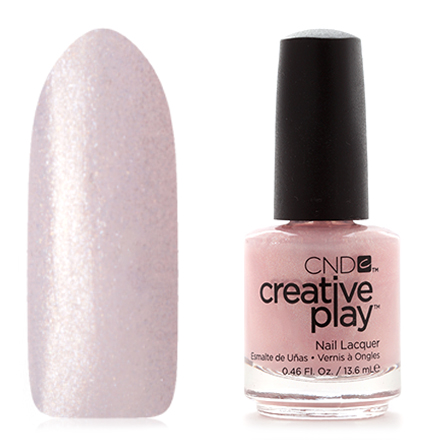 CND Creative Play, цвет Tutu Be or Not To Be, 13,6 мл