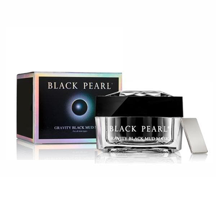 Купить Sea of SPA, Маска для лица Black Pearl Gravity Black Mud, 50 мл