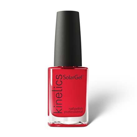 Купить Kinetics, Лак для ногтей SolarGel №482, Tomato Tamato, Красный