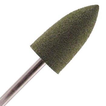 Planet Nails, насадка грубый полировщик конус 10мм (9579V.100)