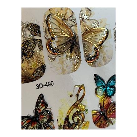 Купить Anna Tkacheva, 3D-слайдер Crystal №490