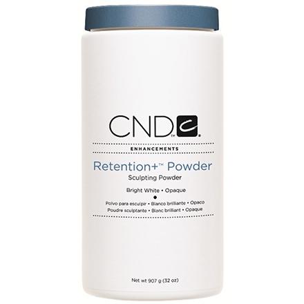 CND, Акриловая пудра Retention+ Powder Bright White, 907 гр