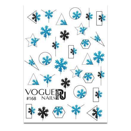 Купить Vogue Nails, Слайдер-дизайн №168