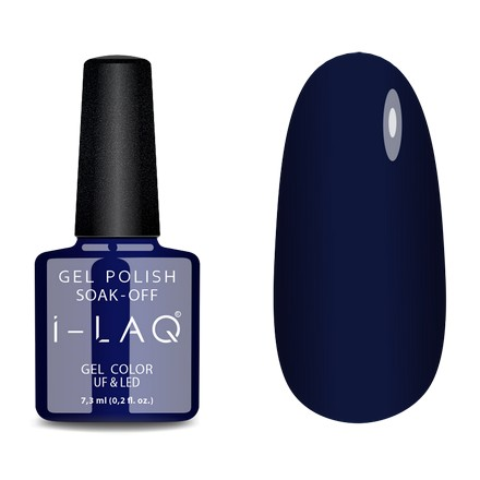 Купить I-LAQ, Гель-лак №027, Фиолетовый