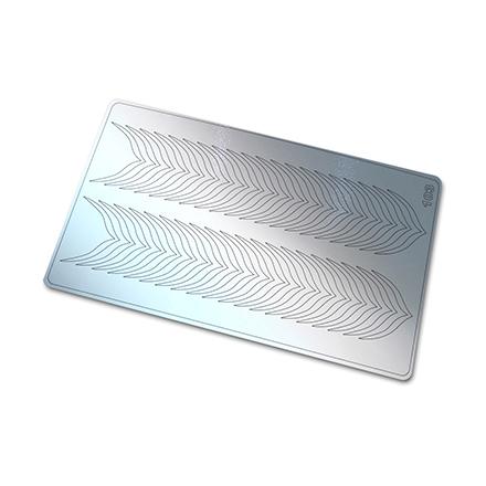 Купить Freedecor, Металлизированные наклейки №103, серебро
