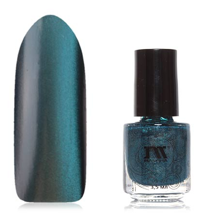 Купить Masura, Лак для ногтей №904-119М, Небесный сапфир, Синий