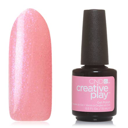 CND, Creative Play Gel №473, Lmao cnd лосьон для рук и тела яблоко и корица cnd scentsations lotion apple and cinnamon 14129 245 мл