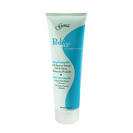Gena Pedi Ice Gel, 251 мл