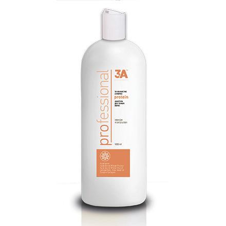 3A, Шампунь Volumizing, интенсивно восстанавливающий, 1000 мл dikson укрепляющий шампунь с гидрализованными протеинами риса для нормальных волос 1000 мл