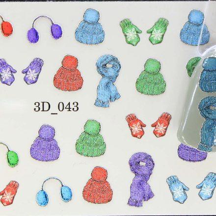 Купить DartNails, 3D-слайдер №43