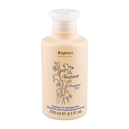 Kapous, Шампунь для поврежденных волос Treatment, 250 мл kapous