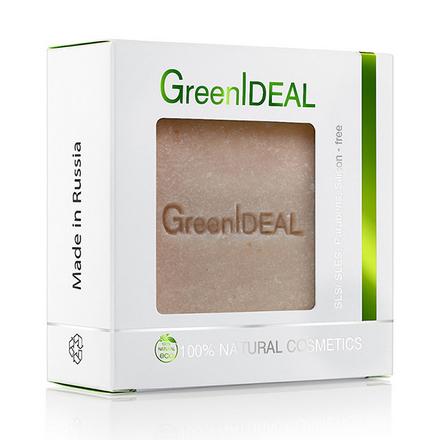Купить GreenIDEAL, Мыло ручной работы «Кокос», 100 г