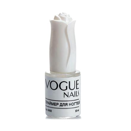 Vogue Nails, Праймер, 10 млПраймеры<br>Бескислотный праймер с липким слоем.