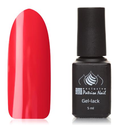 Patrisa Nail, Гель-лак №718 Красная площадьPatrisa Nail однофазный шеллак<br>Однофазный гель-лак (5 мл) алый, без перламутра и блесток, плотный.<br><br>Цвет: Красный<br>Объем мл: 5.00