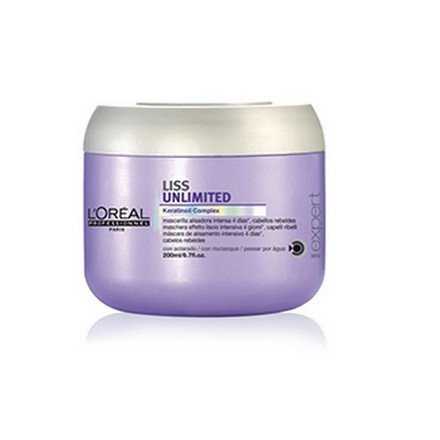 L'oreal Professionnel, Serie Expert Liss Unlimited Masque, Маска, 200 мл