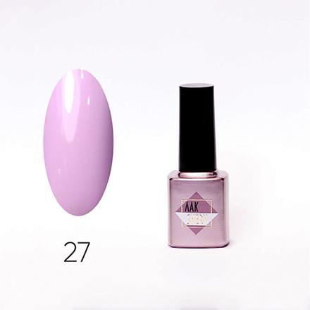 Купить ЛакSHERY, Гель-лак №27, Розовый