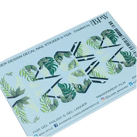 Купить BPW.style, Слайдер-дизайн «Тропические листья» №5-1524