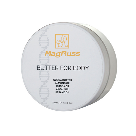 MagRuss, Крем-баттер для тела, 200 мл фото