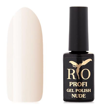 Rio Profi, Гель-лак Nude №9, Молочный Шелк