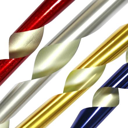 InGarden, Набор Фольга для литья №2Переводная фольга<br>Декор, создающий эффект «литья» на ногтях.<br>