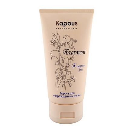 Kapous, Маска для поврежденных волос Treatment, 150 мл