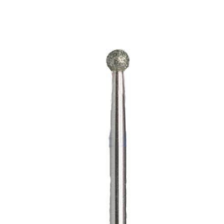 Бор алмазный 10, синий (средняя жесткость), D=3,5 мм