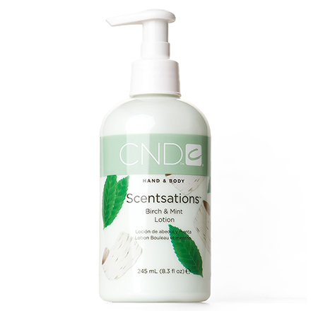 CND Creative Scentsations Birch & Mint, 245 мл