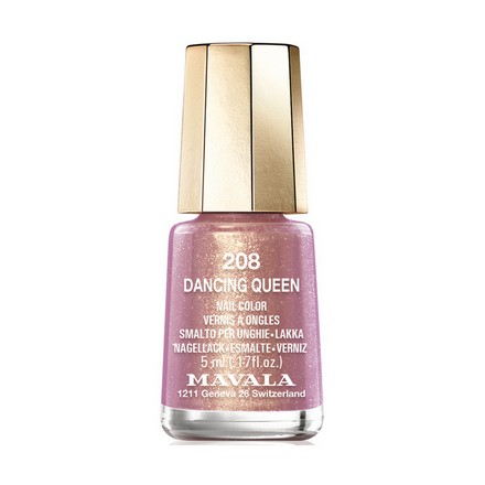 Купить Mavala, Лак для ногтей №208, Dancing Queen, Фиолетовый