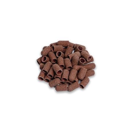 Muhle Manikure, Колпачок шлифовальный 5 мм, тонкий, 100 шт. muhle manikure колпачок шлифовальный 13 мм тонкий 100 шт