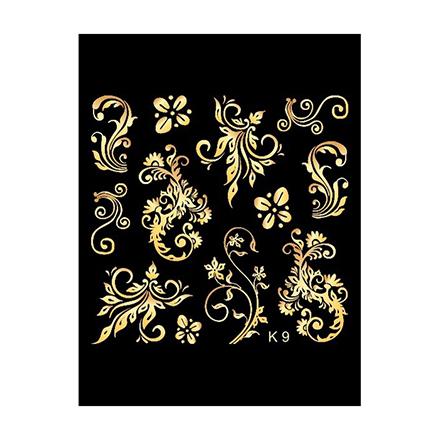 Купить Milv, Слайдер-дизайн К9, золото