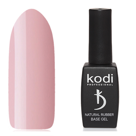 Купить Kodi, База Natural Rubber Base, Pink ice, 12 мл, Kodi Professional, Натуральный
