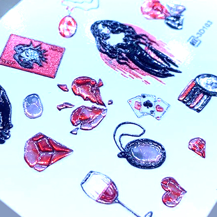 Купить Anna Tkacheva, 3D-слайдер Crystal HT №103
