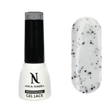 Купить Nika Nagel, Гель-лак «Смузи» XL №13, Серый