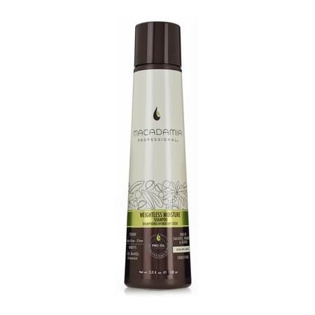 Macadamia, Шампунь увлажняющий для тонких волос, 100 мл