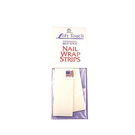 Купить SoftTouch, Шелк для ремонта ногтей Strips, Soft Touch