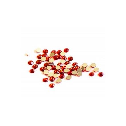 TNL, Стразы 1,4 мм красные, 50 шт. (TNL Professional)