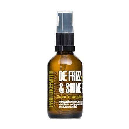 Protokeratin, Сыворотка De Frizz&Shine, 50 мл