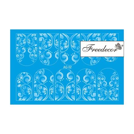 Freedecor, Слайдер-дизайн «Аэрография» №2 freedecor слайдер дизайн f18 01 золото