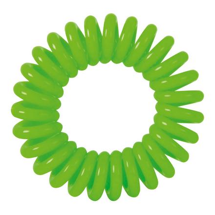 Купить Dewal, Резинки для волос «Пружинка», зеленые, 3 шт.