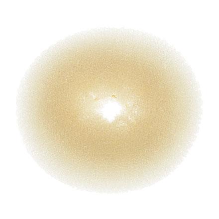 Купить Dewal, Валик-сетка для прически, блондин, D=10 см