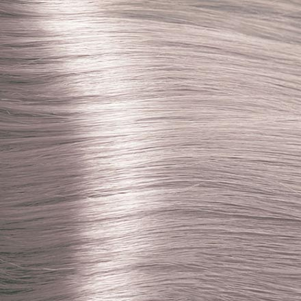 Kapous, Крем-краска для волос Hyaluronic 10.02, платиновый блондин прозрачный фиолетовый, 100 мл black sintesis colore creme крем краска для волос 6 52 темный блондин красно фиолетовый black