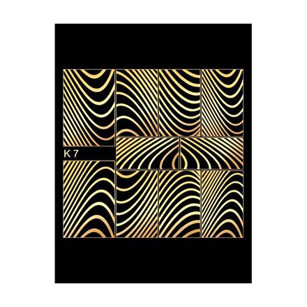 Milv, Слайдер-дизайн К7, золото