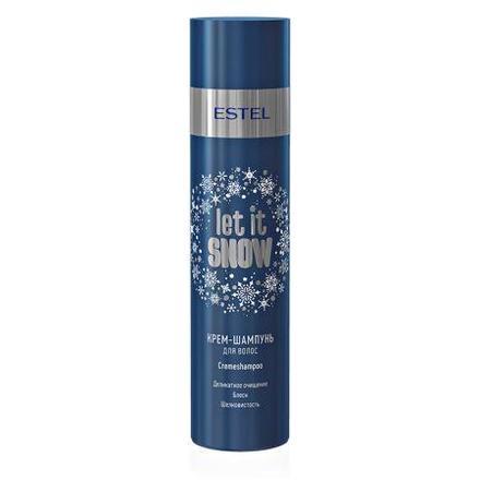 Estel, Крем-шампунь для волос Let It Snow, 250 мл
