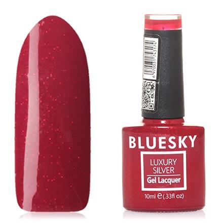 Bluesky, Гель-лак Luxury Silver №571 фото