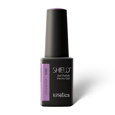 Купить Kinetics, Гель-лак Shield №355, 15 мл, Фиолетовый