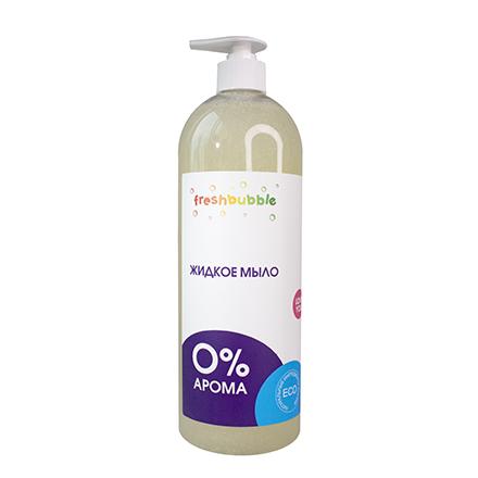 Купить Freshbubble, Жидкое мыло, 1000 мл